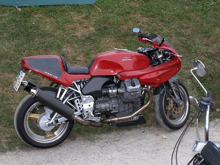 Guzzi 1100 Sport Moto Sudio P9179810