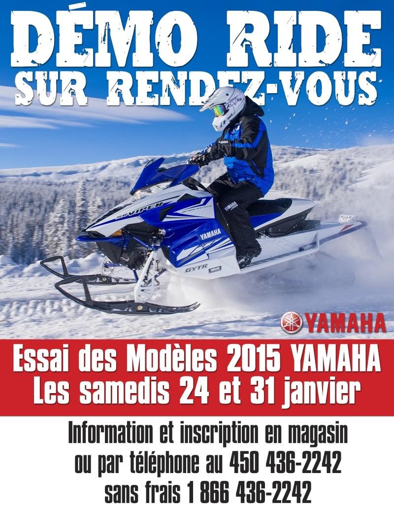 JOURNÉES D'ESSAI « VIP » MOTONGIES YAMAHA 2015 - SPORT ALARY Demori11