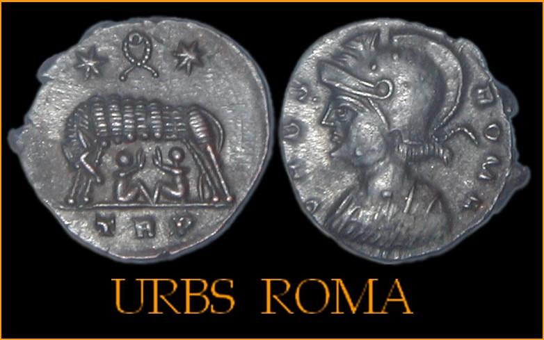 Les Portes, les GE, les louves et les autres monnaies - Page 6 Urbs_r10