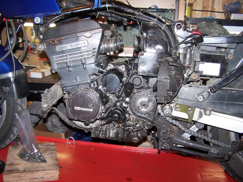moderne : remise à niveau d'un 16S liquide 510