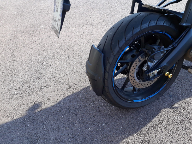Garde Boue roue arrière Givi 15345712