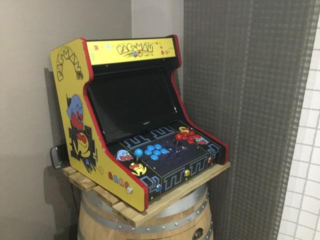 Bartop Pacman etc... 598bd610