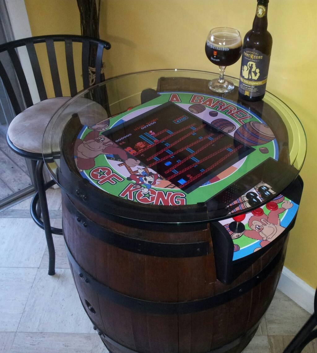 SNK MVSX Home Arcade. Aa5c9210