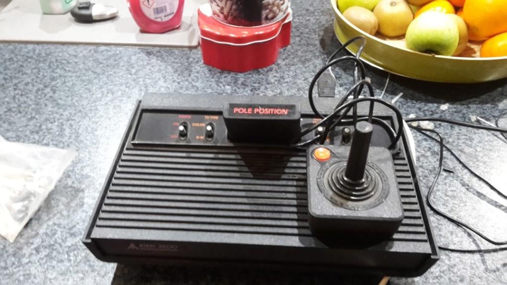 Bartop Pacman etc... Atari210