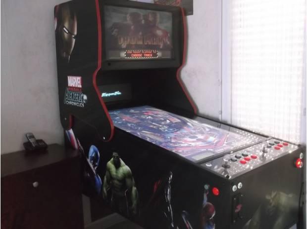 SNK MVSX Home Arcade. Ff38b010