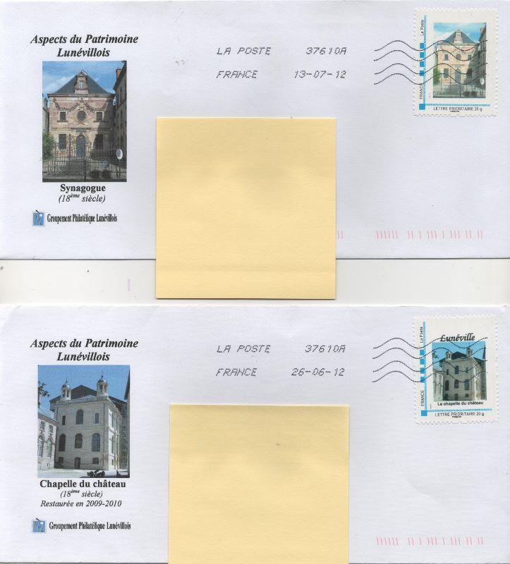 54 - Lunéville Groupement Philatélique 001_7210