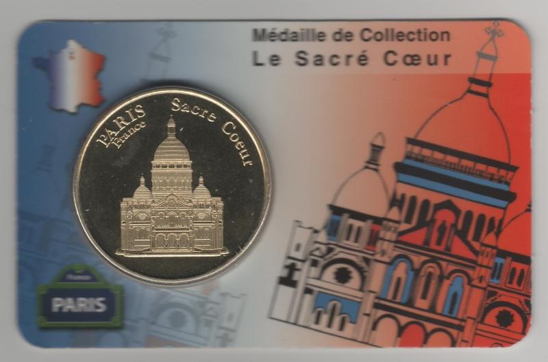 Carte-Médaille Paris (KNM) 00910
