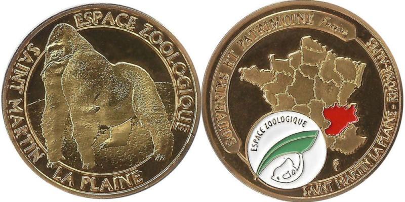 Souvenirs et Patrimoine 34mm  4210
