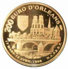Euro en Or _200_e10