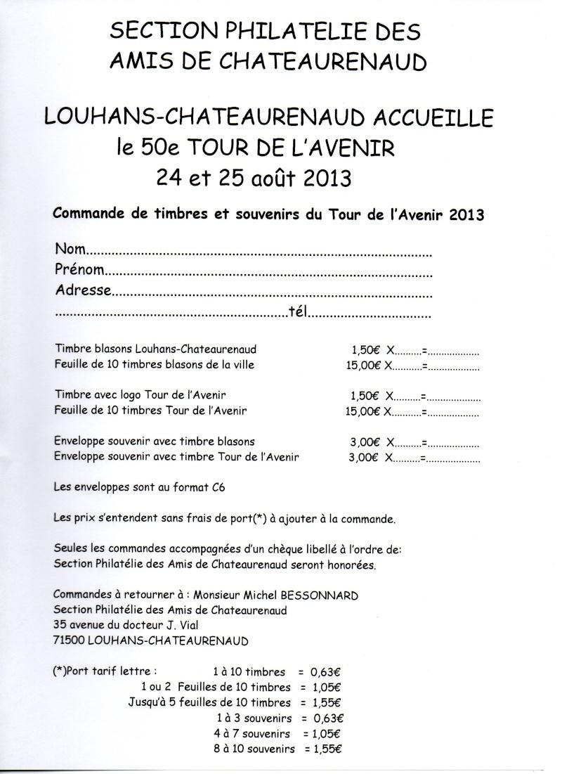71 - Louhant-Chateaurenaud Bon_de10