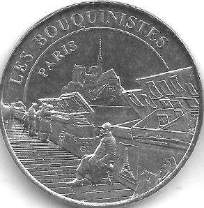 Médailles et Patrimoine = 21 Bouqui11