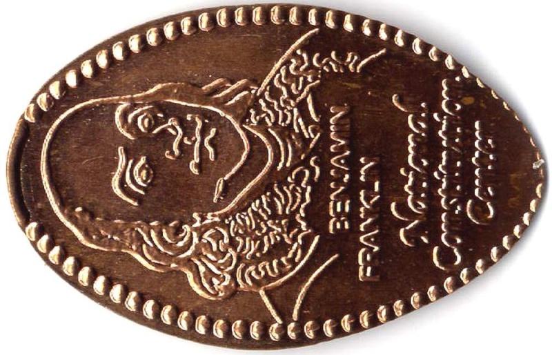 Elongated Coin US Ecrasa16