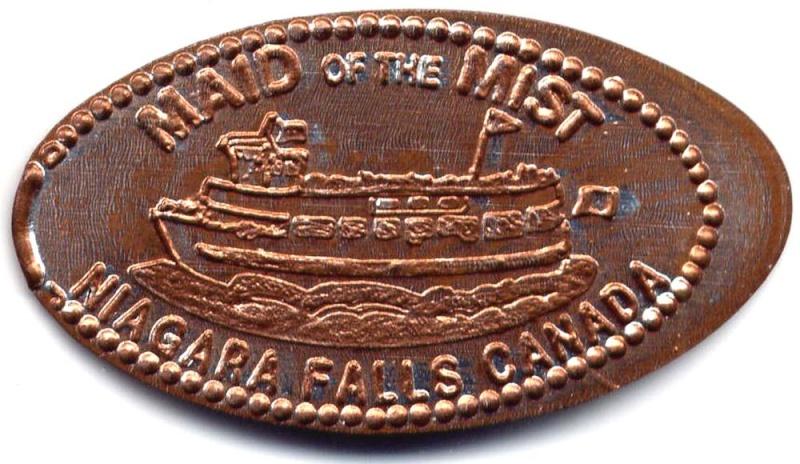 Elongated Coin US Ecrasa20