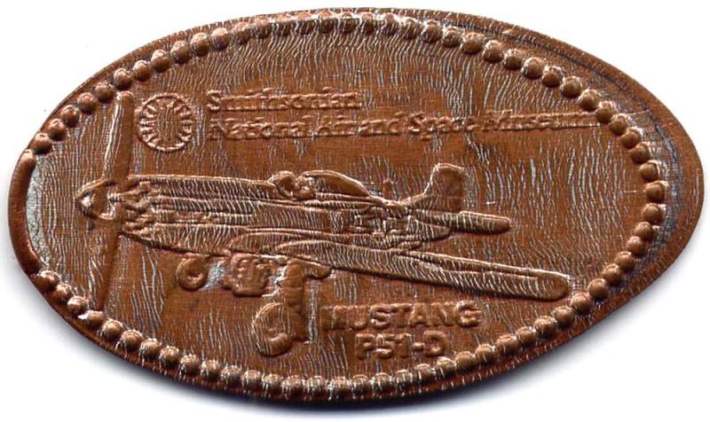 Elongated Coin US Ecrasa23