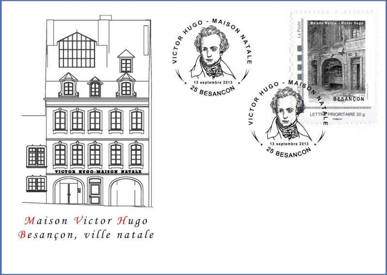 25 - Besançon - Société Philatélique   Envelo10