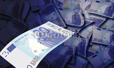 Billet Euro Souvenir (Technique) Euros10
