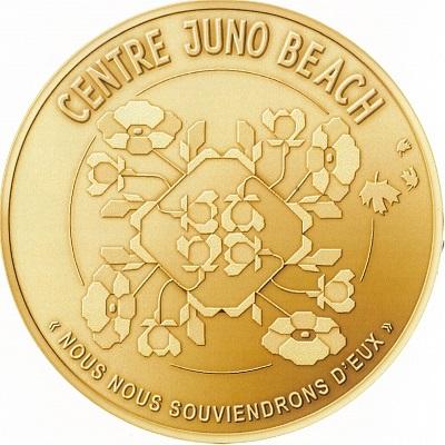 Courseulles-sur-Mer (14470)  [JUNO] Juno10