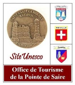 Saint-Vaast-la-Hougue (50550) Logo-o10
