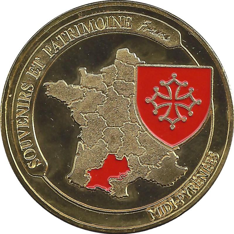 Souvenirs et Patrimoine 40mm  Padira11