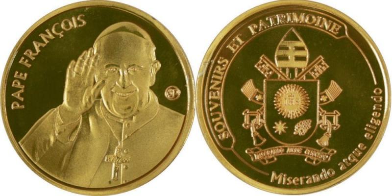 Vatican Pape François (SvP34)   Svp3410