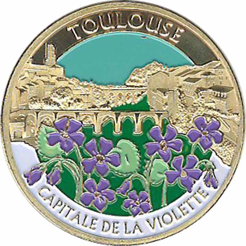 Souvenirs et Patrimoine 34mm  Toulou12
