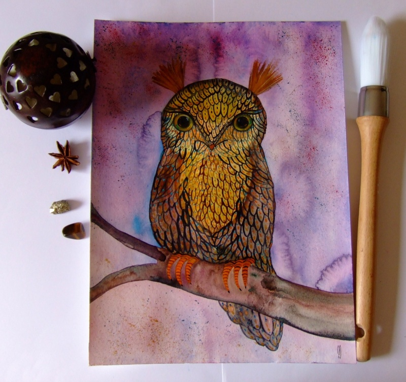 Oiseaux de nuit - Page 3 Art_dy11