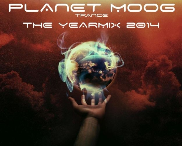 [TRANCE] - PLANET MOOG YEARMIX 2014 (31/12/2014) Pm410