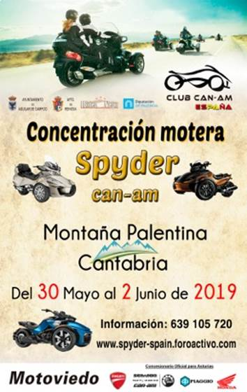 Foro Club Can-am Spyder España