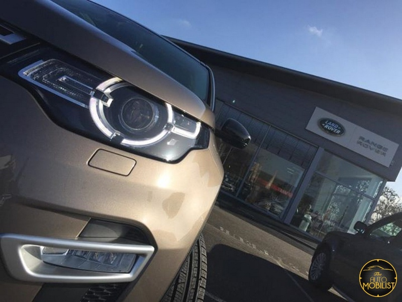 2014 - [Land Rover] Discovery Sport [L550] - Page 11 11009110