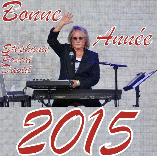 Bonne année 2015 Stéphanie Pascal David.  Captur10