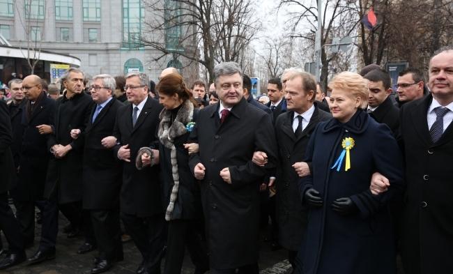 В Украине вследствие Майдана начинается третий период раздела ее территории D27bce10