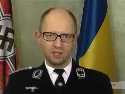 Начало новой истории украинского  государства – Боже Украину храни! Fasist10