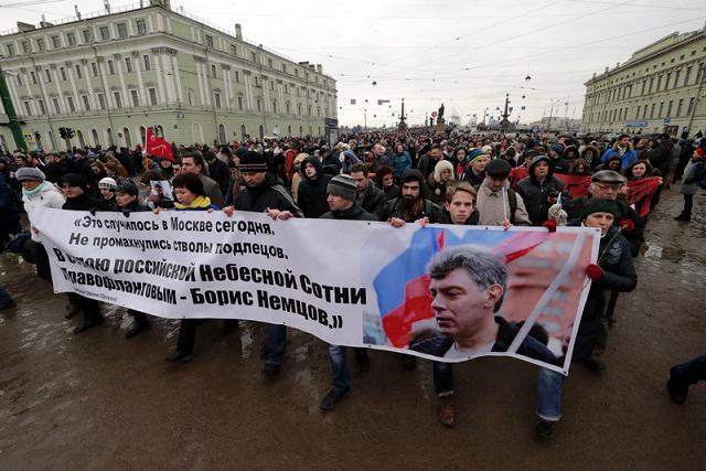 В Украине вследствие Майдана начинается третий период раздела ее территории Nebesn10
