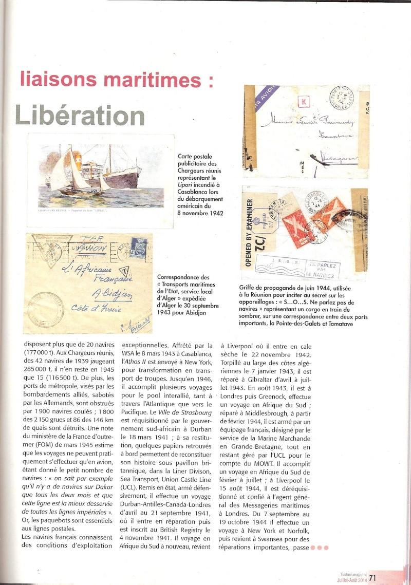 histoire postale Scanne27