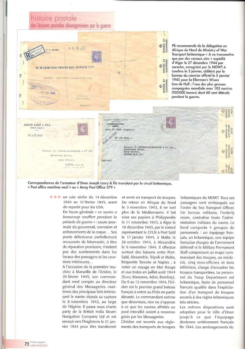 histoire postale Scanne28