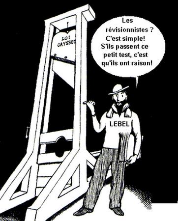 Pourquoi les historiens refusent-ils de faire un débat avec les révisionnistes ? Loigay10