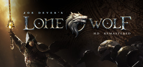Joe Dever's Lone Wolf Header10