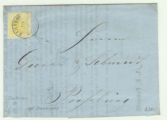Österreich - Alte Briefe Akukbr12