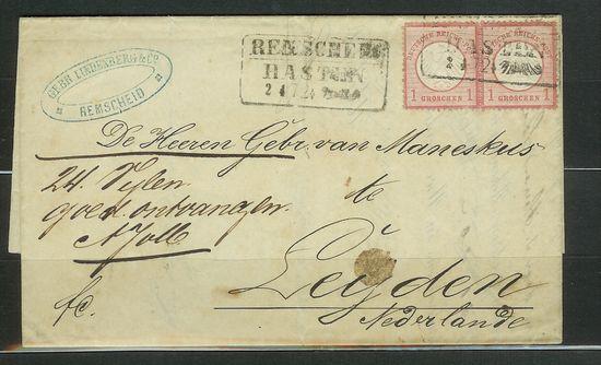 Reizvolle Briefe des Deutschen Reichs Remsch10
