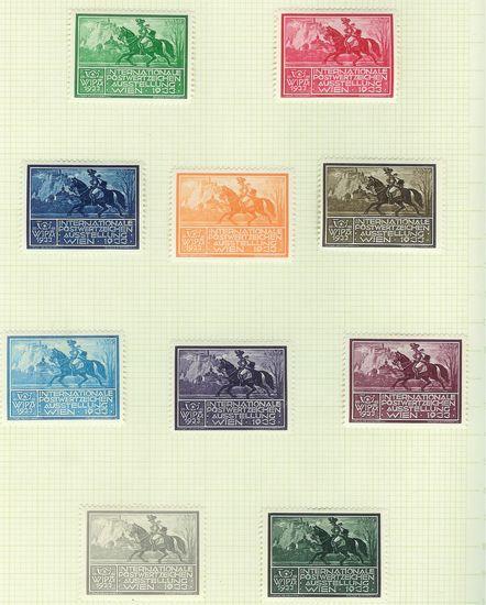 Wipa 1933 Werbemarken Wipa3311