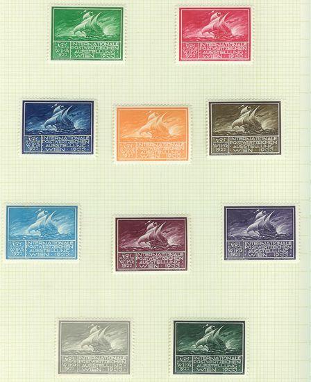 Wipa 1933 Werbemarken Wipa3313