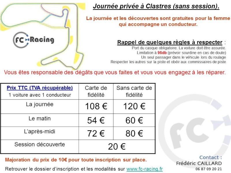 [Clastres] Vendredi 1 Mai journée privée fc-racing Clastr10