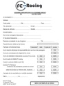 [Ecuyers] Jeudi 8 Octobre tarif spécial FC racing Inscri11