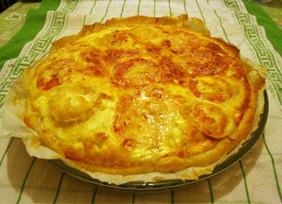 tarte aux fromages et aux tomates Tarte110
