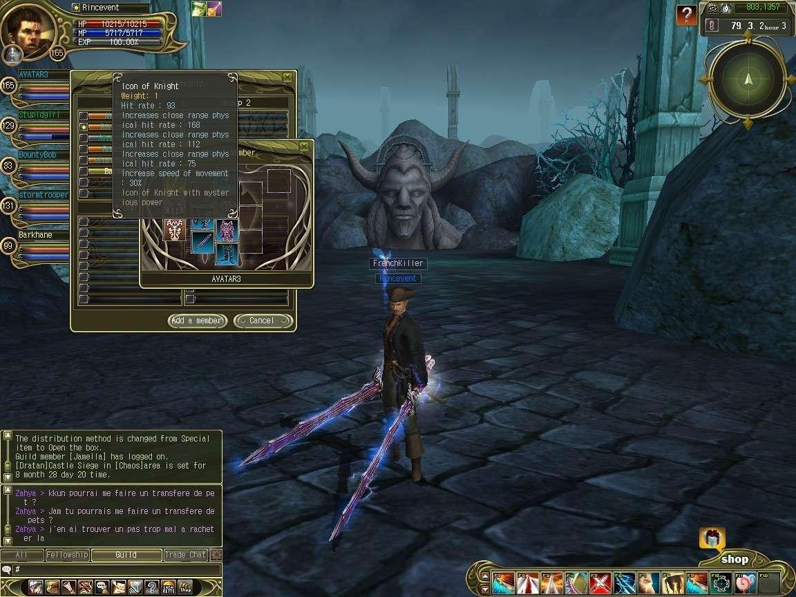 Screens des Accessoires d'avatar3 (Hallucinant !) Shot0811