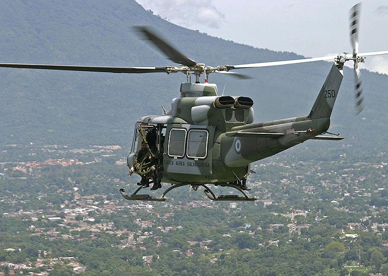 Forces armees du Salvador/Armed Forces of El Salvador 008510