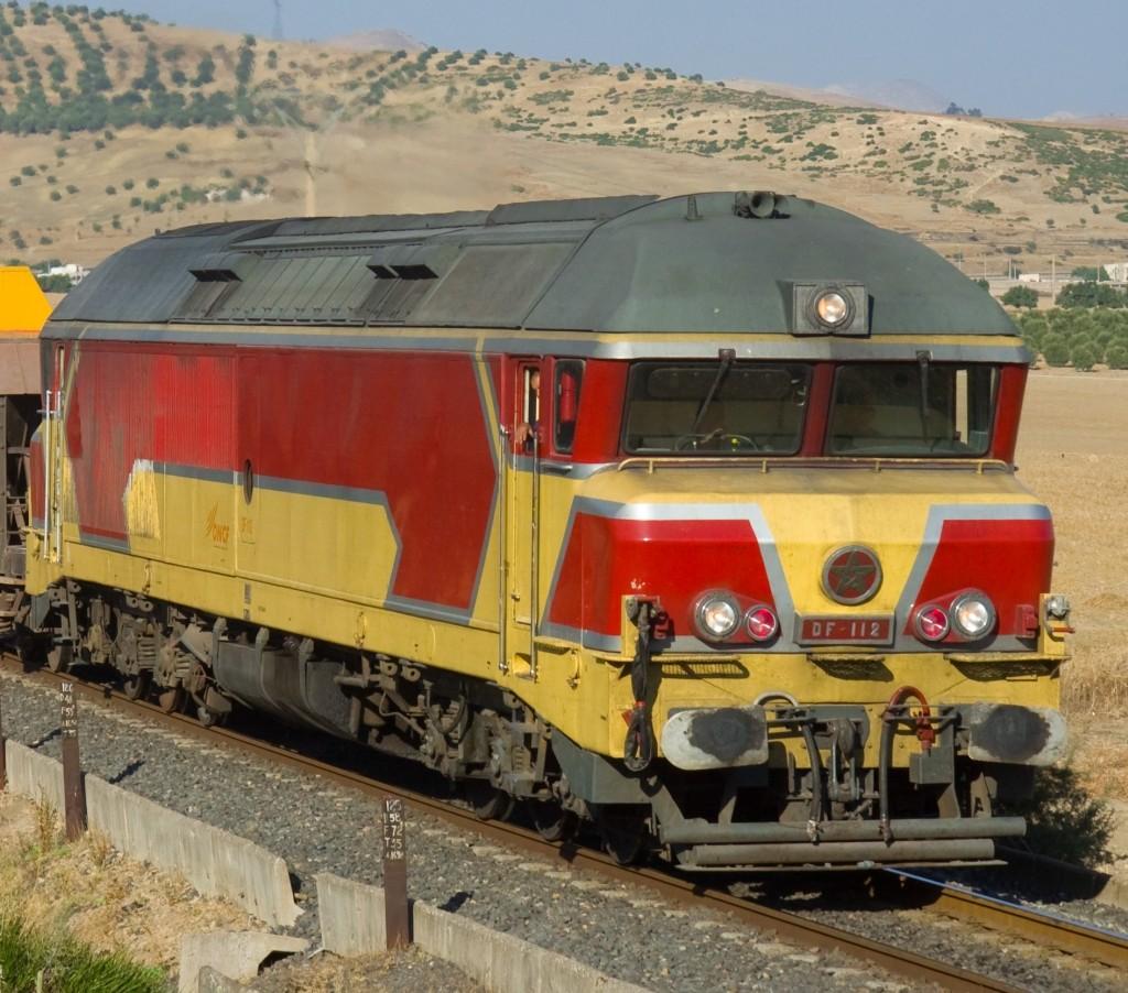Chemins de Fer au Maroc - ONCF  Alstom10