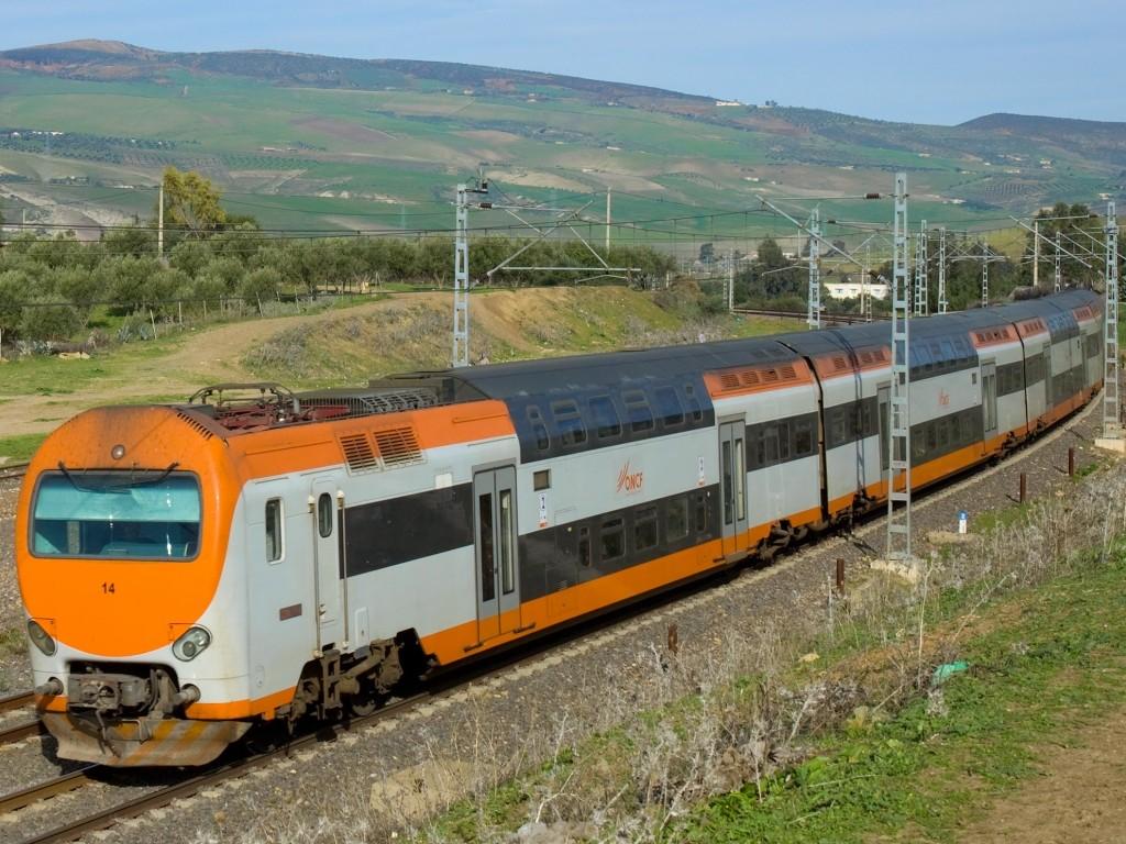 Chemins de Fer au Maroc - ONCF  Z2m-1410