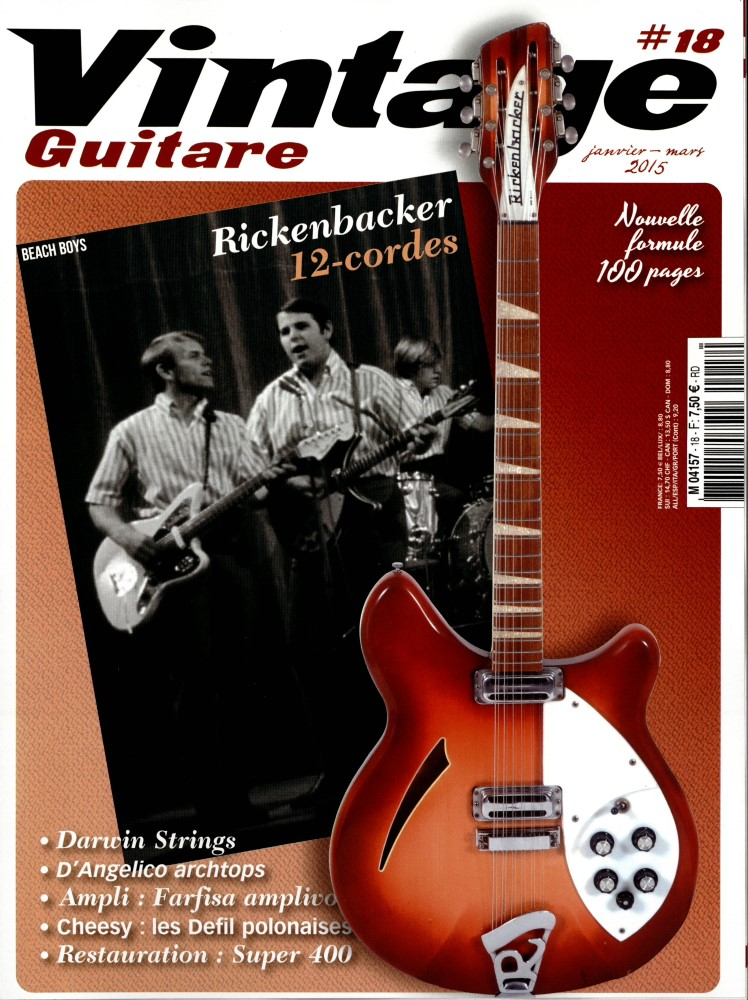 Vintage Guitare Magazine - Page 7 Vgm1810