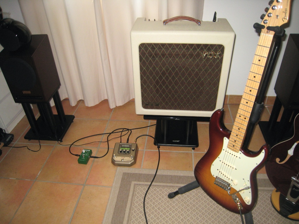Vox AC 15 H1 TV Heritage Collection - 50th Anniversary Vox_0911